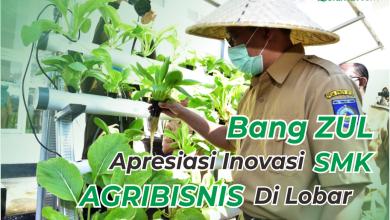 Photo of Bang Zul Apresiasi Inovasi Siswa SMK Agribisnis di Lombok Barat