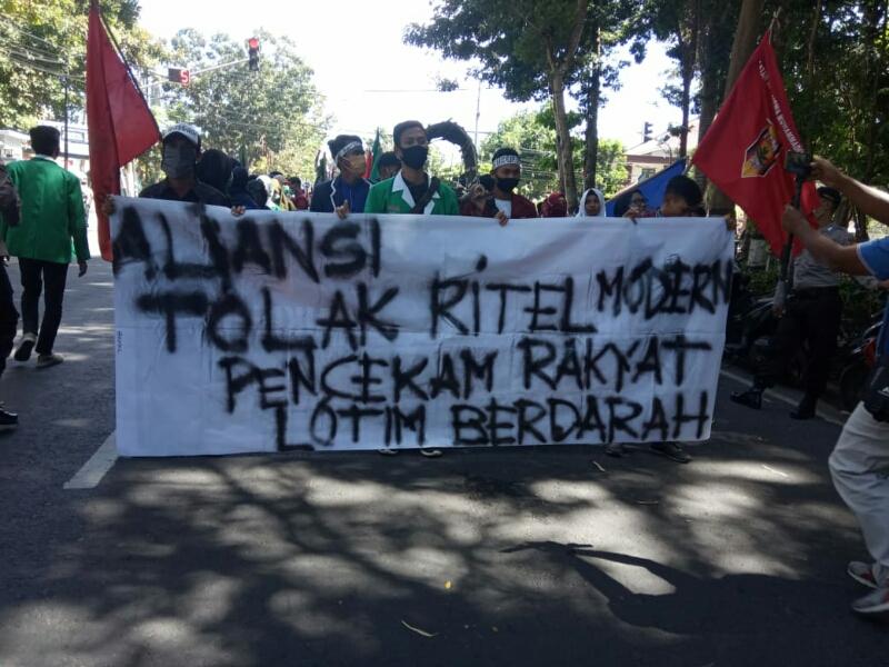 Aliansi Pemuda dan Mahasiswa Lombok Timur