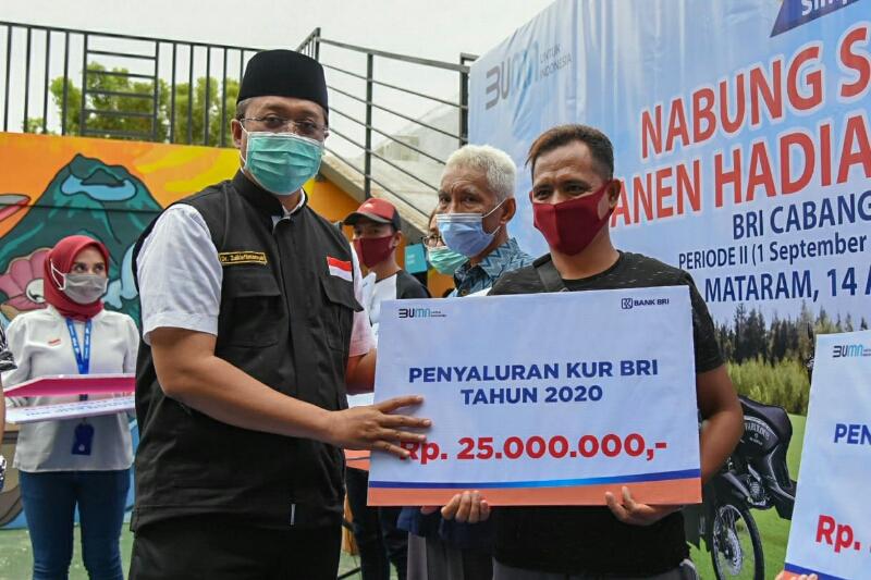 Photo of BRI Luncurkan KUR Bagi Pelaku Usaha Home Industri Terdampak Pandemi.