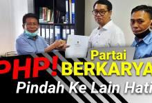 Photo of Batal Dukung LPB-Nursiah, Berkarya Alihkan Dukungan Ke Dwi-Normal