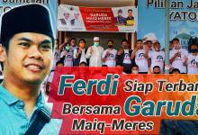"""Photo of Ferdi Bikin """"Garuda Maiq Meres"""", Siap Bikin Milenial Loteng """"Baper"""""""