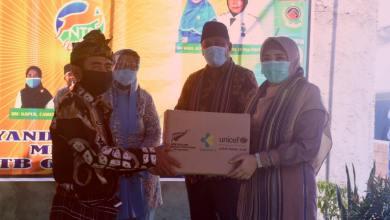 Photo of Plt Bupati dan Wagub Launching Posyandu Keluarga di KLU