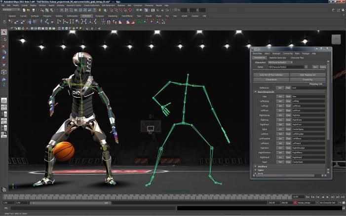 konsep animasi 3d