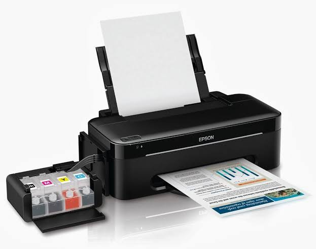 tinta printer, cara kerja printer dan jenis jenis printer