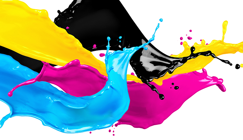 jenis tinta printer, cmyk color