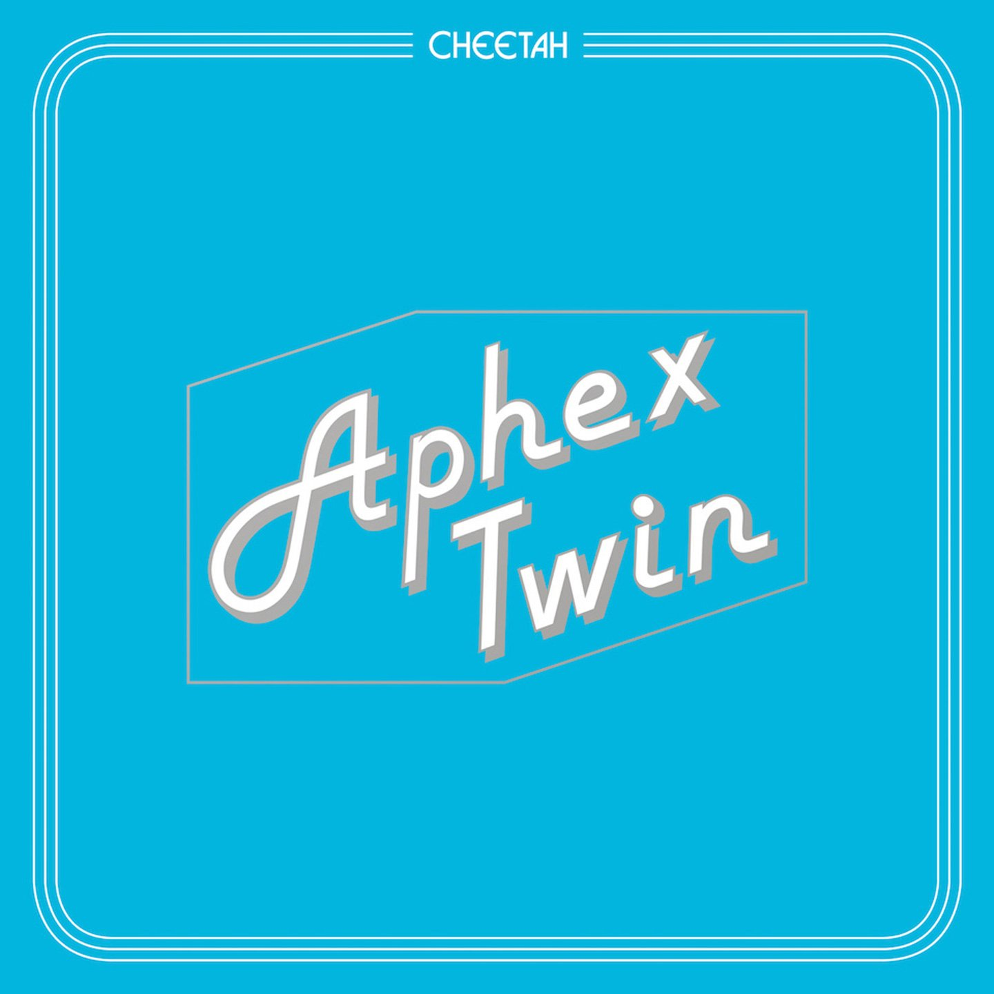 aphex twin cheetah ep