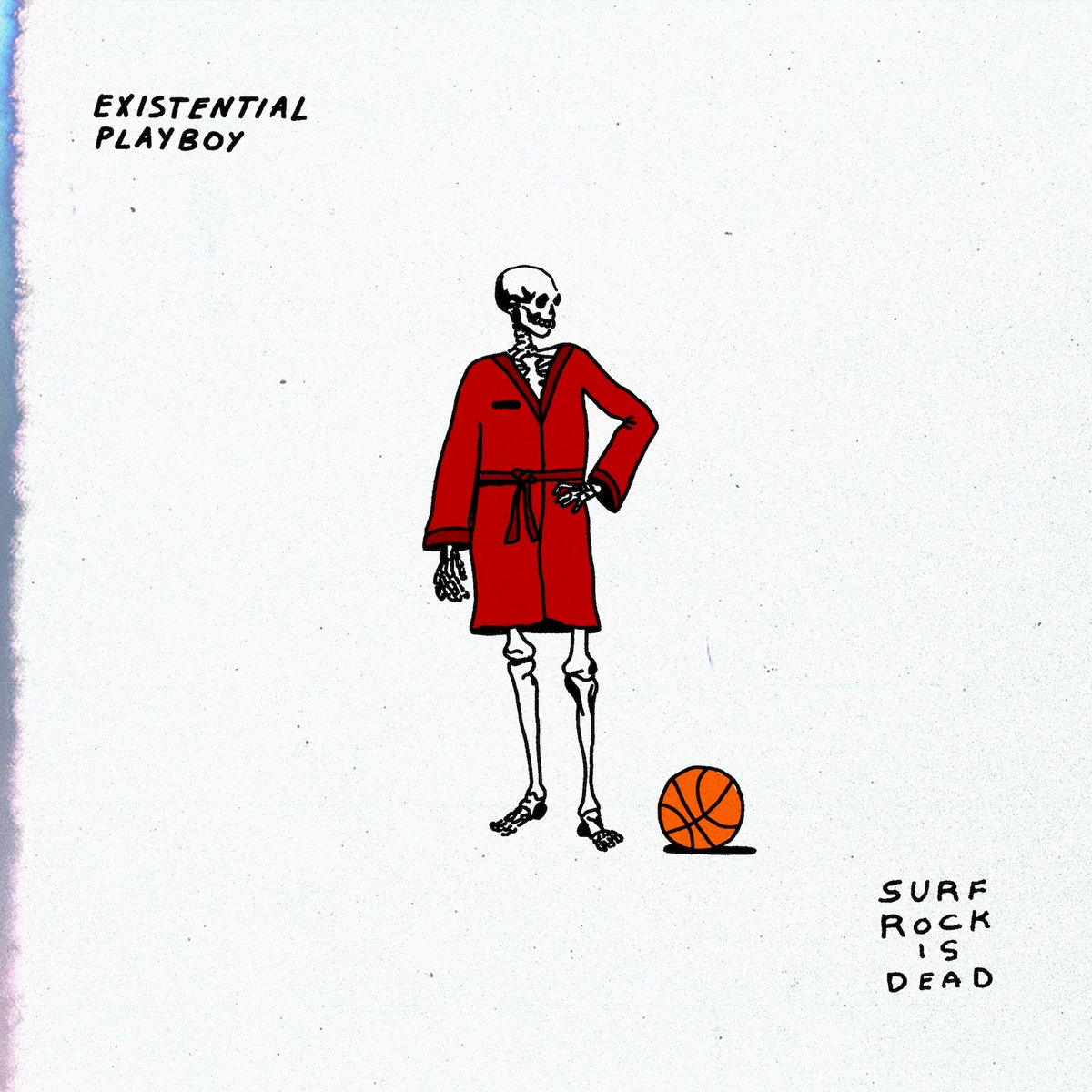 surf rock is dead existential playboy