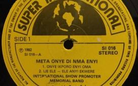Show Promoter Onye Ikporo Enyi Oma, Show Promoter Ije Ele-Ele Anyi Ekwere