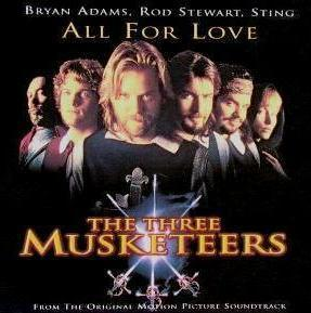 All For Love Bryan Adams, Rod Stewart & Sting