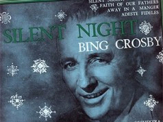 Bing Crosby Silent Night