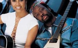 Wyclef Jean Two Wrongs (ft. Claudette Ortiz)
