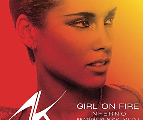 Alicia Keys Girl on Fire Inferno Version (ft. Nicki Minaj)