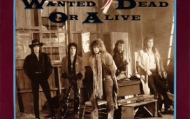 Bon Jovi Wanted Dead or Alive
