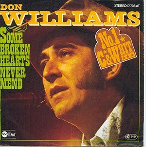 Don Williams Some Broken Hearts Never Mend