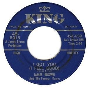 James Brown I Feel Good (I Got You)