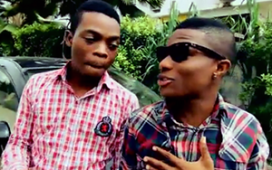 Olamide Omo To Shan (ft. Wizkid)
