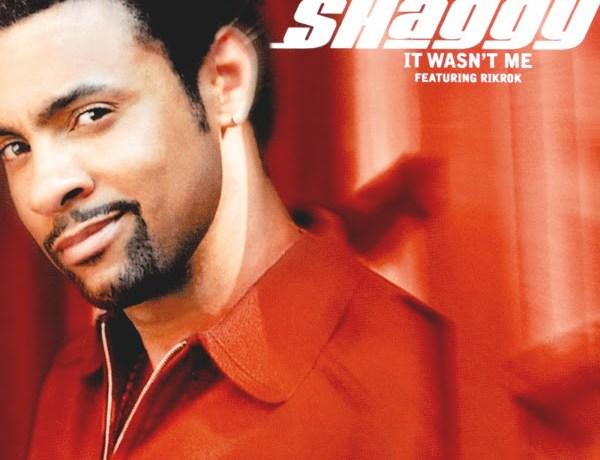 Shaggy It Wasn't Me (ft. Rikrok)