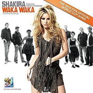 Shakira Waka Waka (This Time for Africa)