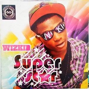 Wizkid Superstar [Album]