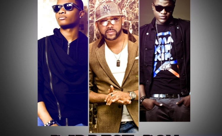 Wizkid Skales and Banky W Baddest Boy