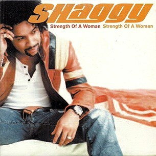 Shaggy Strength of a Woman