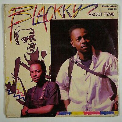 Blackky About Tyme Album (All Tracks)