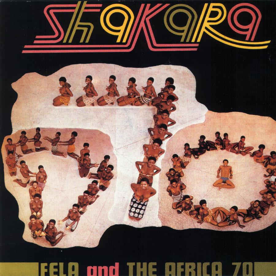 Fela Kuti Shakara / Lady Album
