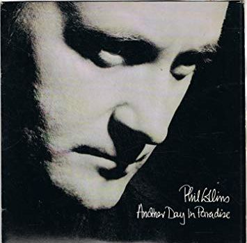Phil Collins Another Day in Paradise