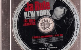 Ja Rule New York (ft. Fat Joe, Jadakiss)