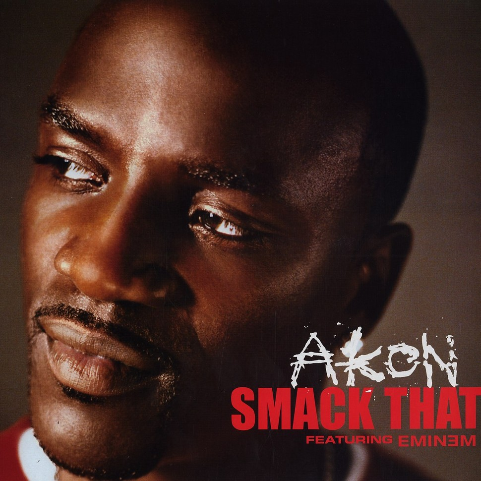 Akon Smack That (ft. Eminem)
