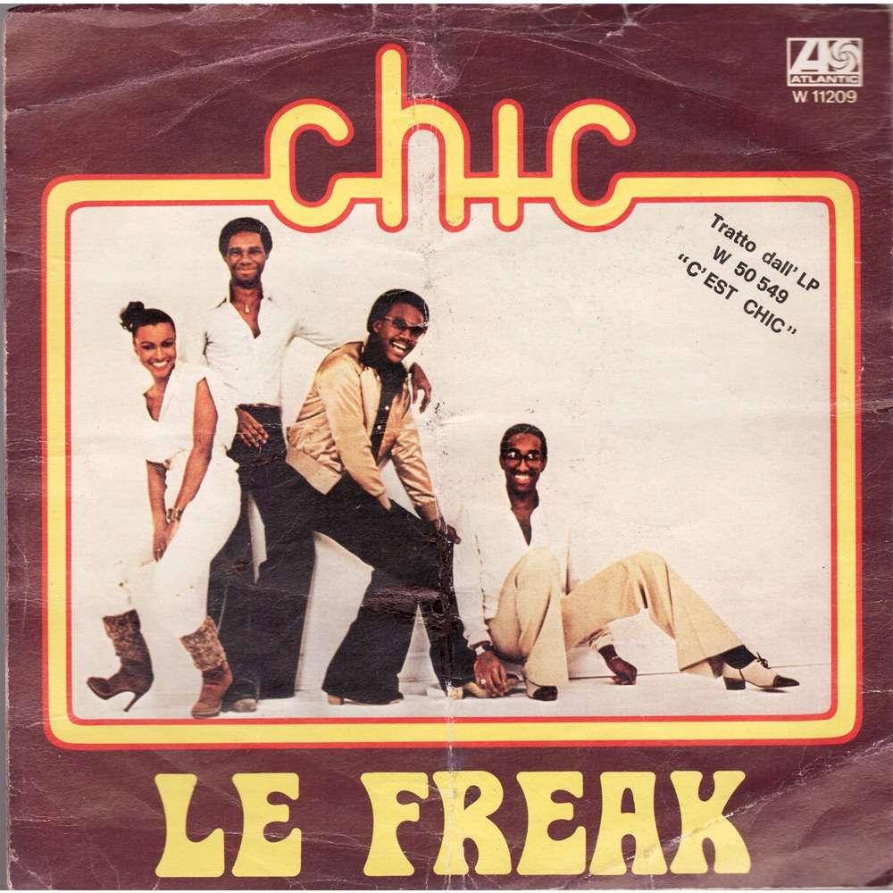 CHIC Le Freak — Mp3 Download • Qoret
