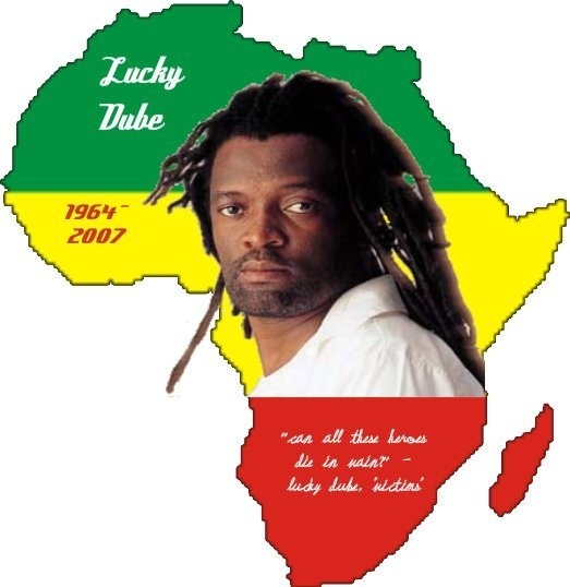 Best Of Lucky Dube Dj Mixtape (All Lucky Dube Songs)