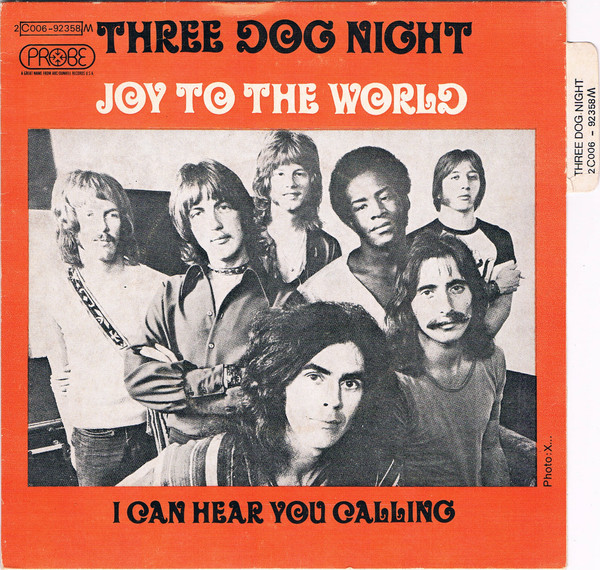 Three Dog Night Joy To The World