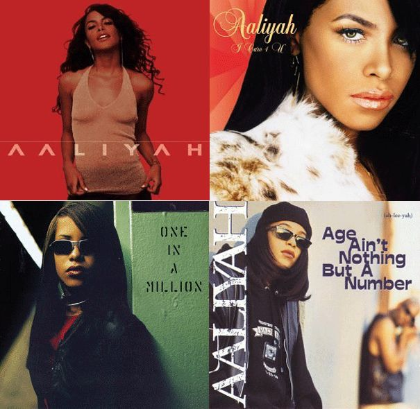 Best of Aaliyah Greatest Hits Dj Mixtape