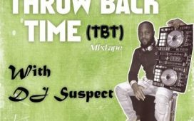 DJ Suspect Foreign ThrowBack Time Mixtape