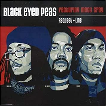The Black Eyed Peas Request Line / Empire Strikes Black