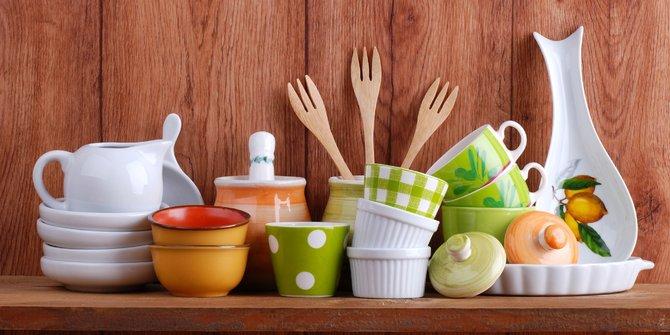 bau membandel di dapur anda