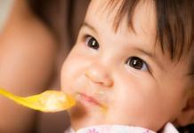makanan sehat bayi umur 1 tahun