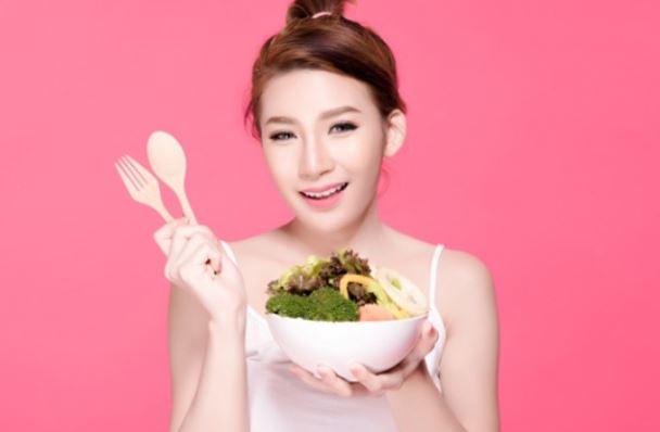 sayuran untuk menghilangkan jerawat alami
