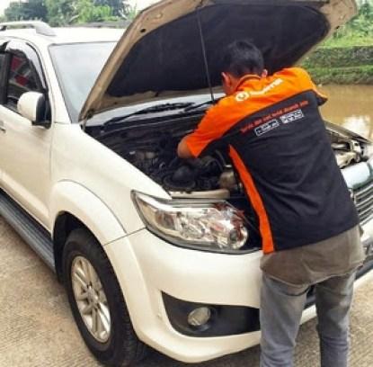 Biaya service alternator mobil