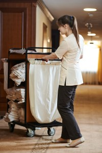 Make your housekeepers more Efficient and Effective with QP3