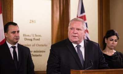 premier de Ontario Doug Ford