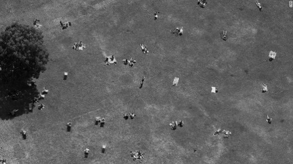 How powerful are the cameras on modern spy satellites? - Quora
