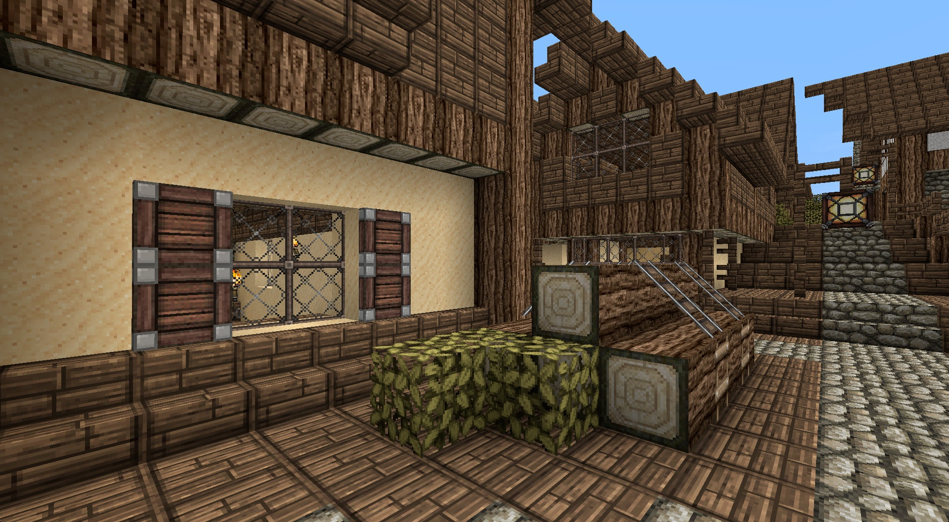 Many of them are quite modern and encourage you to build a futuristic building. Is There A Realistic Minecraft Texture Pack On The Xbox One Quora