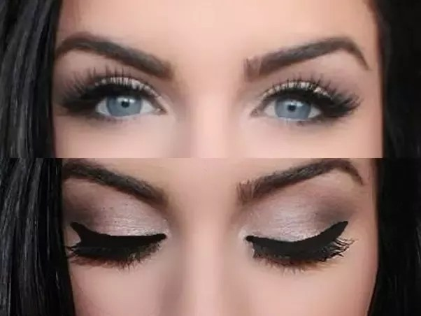 Best Smokey Eye Makeup For Brown Eyes