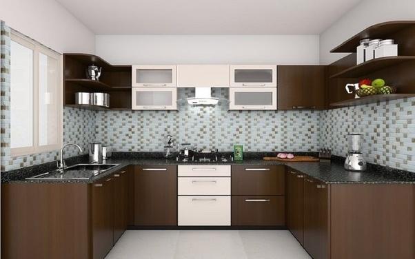What are the diffarent types of Modular Kitchen Design ... on Model Kitchen Design  id=56762
