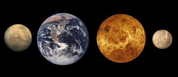 How are ice dwarfs differ from rocky planets and gas