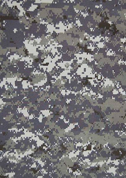 Does The Us Military Have Different Colored Camo Uniforms