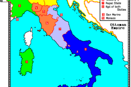 Map exercise the unification of italy answers free wallpaper for italian nationalism wikipedia italian nationalism world history map activities europe answers best of unification world history map activities europe gumiabroncs Images