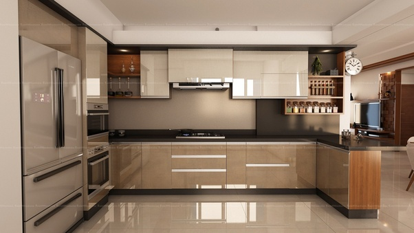 Who is the most famous kitchen interior designer in ... on Kitchen Model Images  id=45039